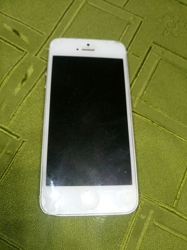 iphone 5 impecable - funciona perfecto