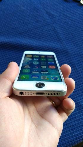 iphone 5 libre de fábrica batería nueva+glass+case