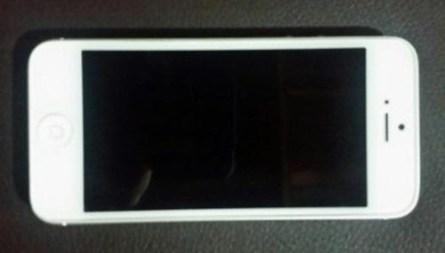 iphone 5 original apple 16gb blanco libre
