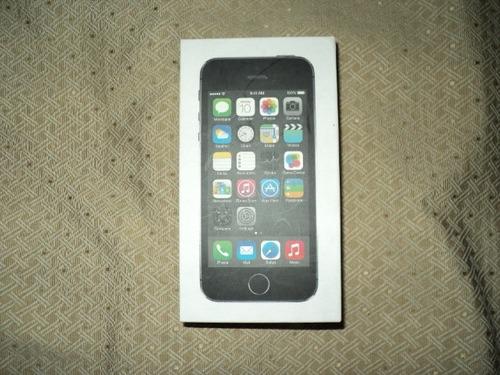 iphone 5 s negro 16gb libre de fabrica