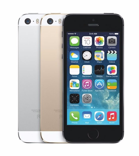 iphone 5 s oro,wifi,camara, celular, nuevo sellado garantia