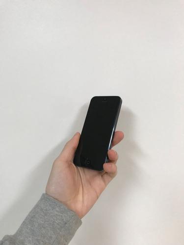 iphone 5 (seminovo & desbloqueado)  16gb