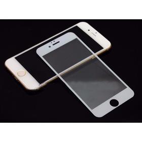 iPhone 5,6, 6 Plus Vidrio Templado Color Protector Pantalla