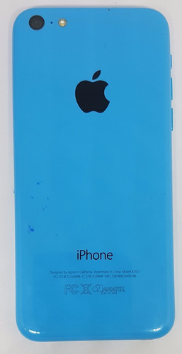 43b9f484706 iPhone 5c 16gb Azul Original Nacional Anatel Vitrine - R$ 449,99 em ...