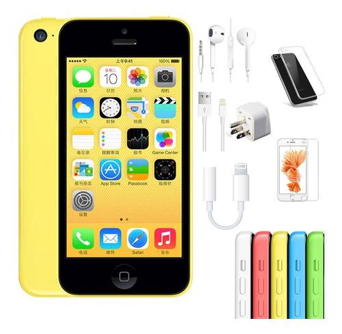 iphone 5c 16gb  envio gratis, garantiza reacondicionado, ama
