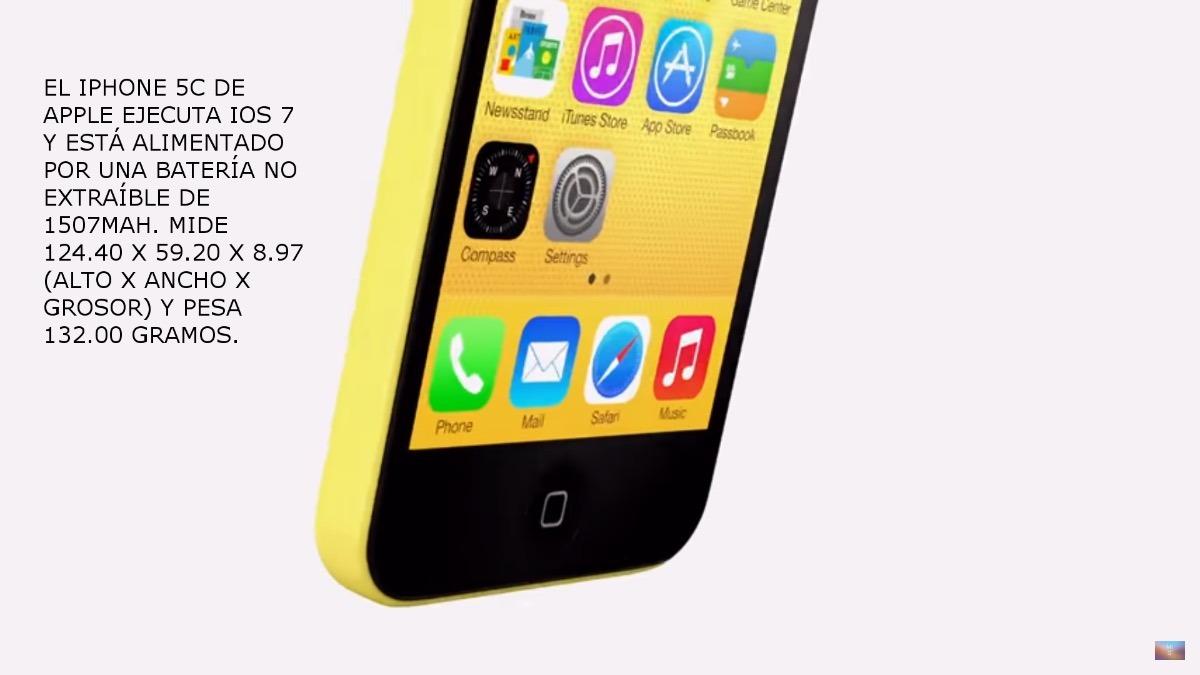 Iphone 5c 8gb Apple Desbloqueado Envio Gratis Reco 249900 En Cargando Zoom