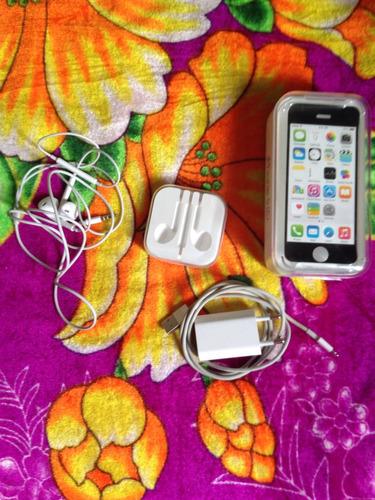 iphone 5c  completo 8 gigas ios atualizado garantia até 2017