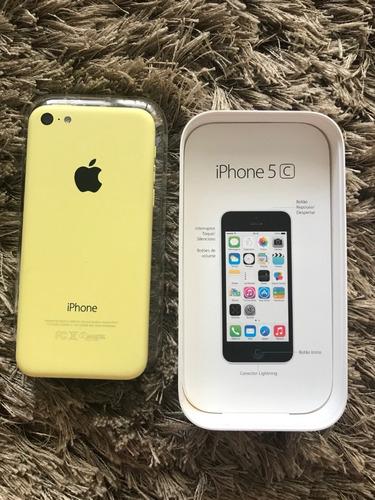 iphone 5c de 16gb - pouco utilizado, em ótimo estado!