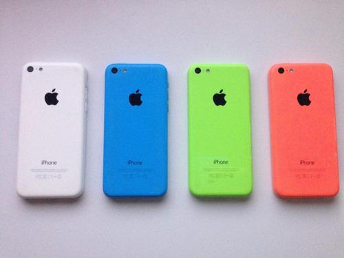 iphone 5c liberado 4g lte 100% original