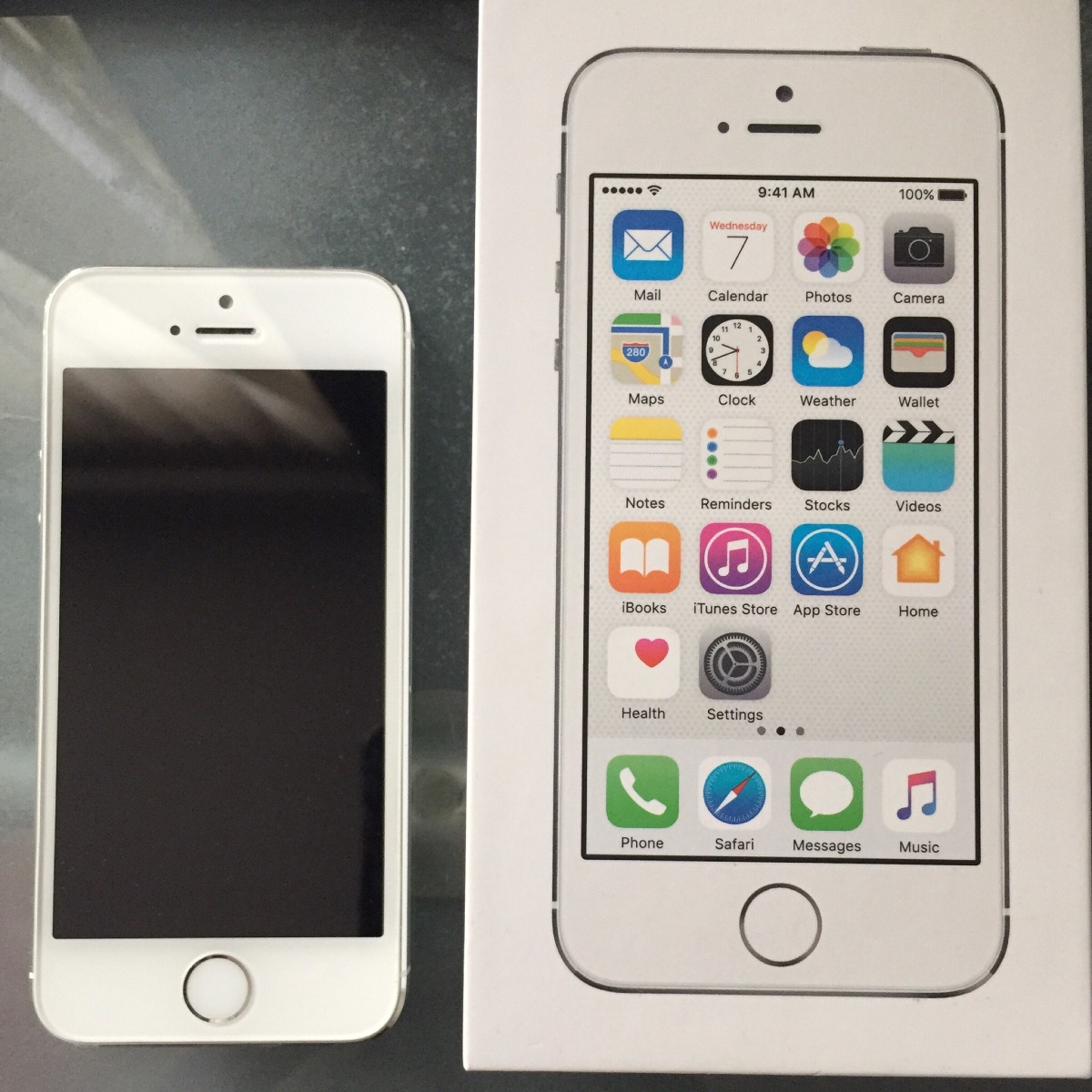iphone 5s gb iphone 5s 16 gb 100 original 1 mes uso desbloqueado envio 11199