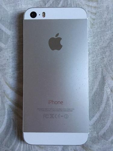 iphone 5s 16 gb. liberado de fábrica.
