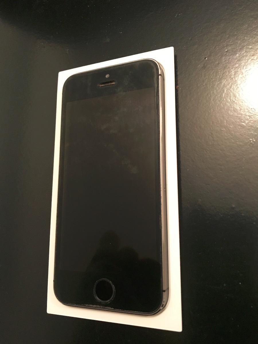 b67b736a1a4 Iphone 5s - 16 Gb - Usado - $ 4.500,00 en Mercado Libre