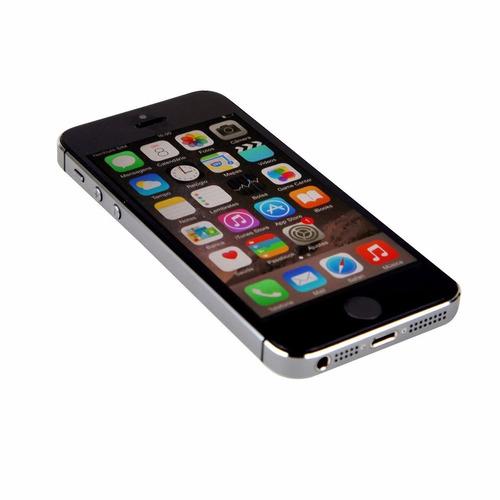 iphone 5s 16gb 4g apple original anatel nfe 1 ano garantia