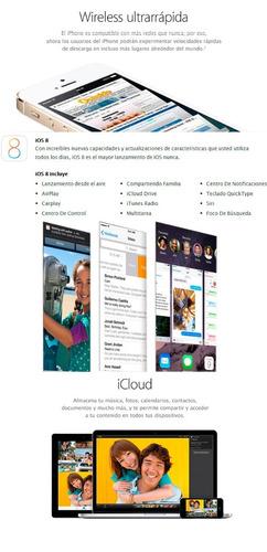 iphone 5s 16gb 4g lte liberado demo