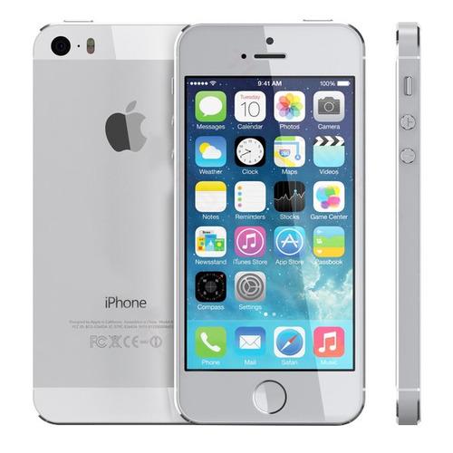 iphone 5s 16gb 4g lte tienda san borja. garantía.
