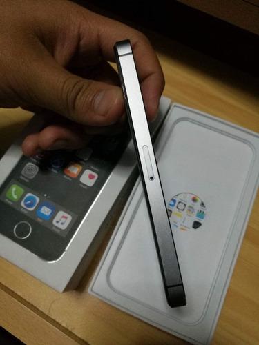 iphone 5s 16gb 4g tienda_usados+garantía