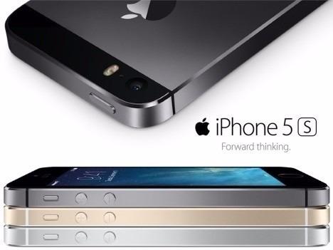 iphone 5s 16gb 4gb garantia 1 ano apple nf +capa+película+