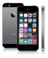 iphone 5s 16gb cinza espacial frente gratis