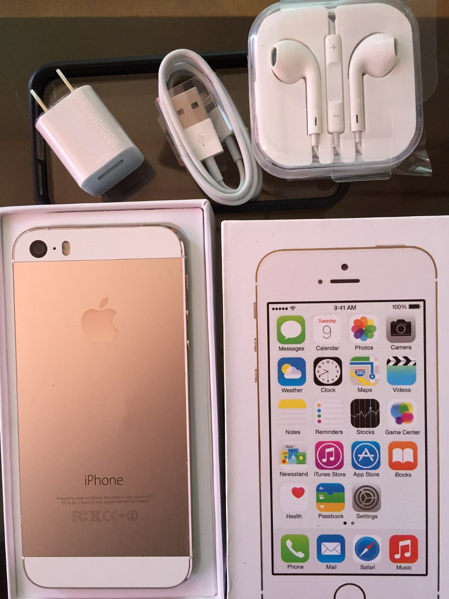 Iphone 5s 16gb libre barato