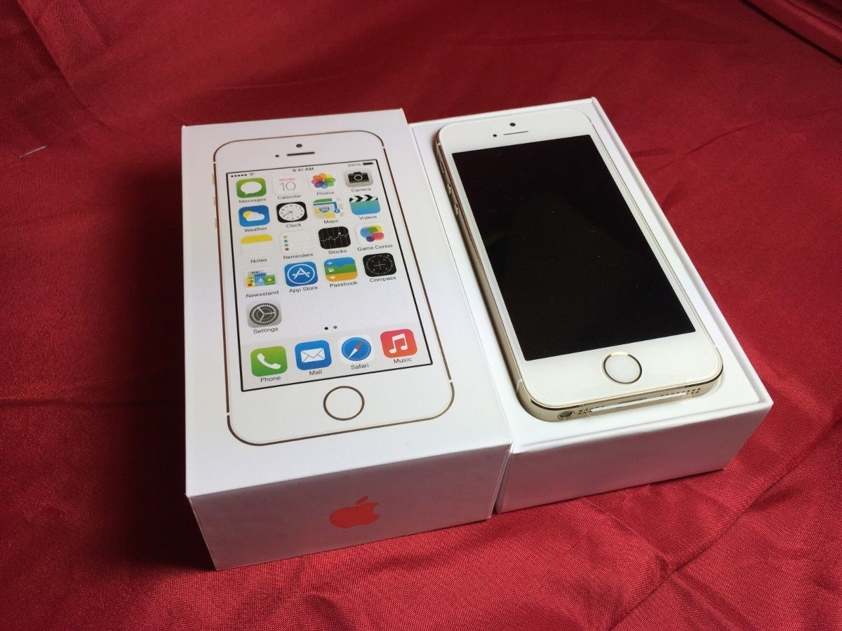 181c699e246 Iphone 5s 16gb Factory Internacional - $ 5,800.00 en Mercado Libre
