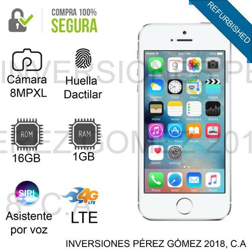 iphone 5s 16gb liberado 4g lte, mejor precio!!