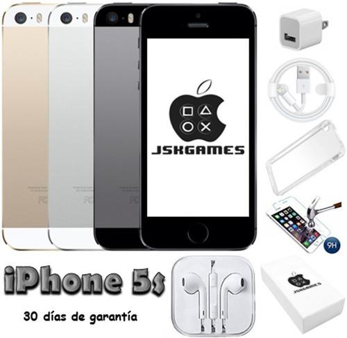iphone 5s 16gb liberado 4g tienda chacao 1 mes garantía