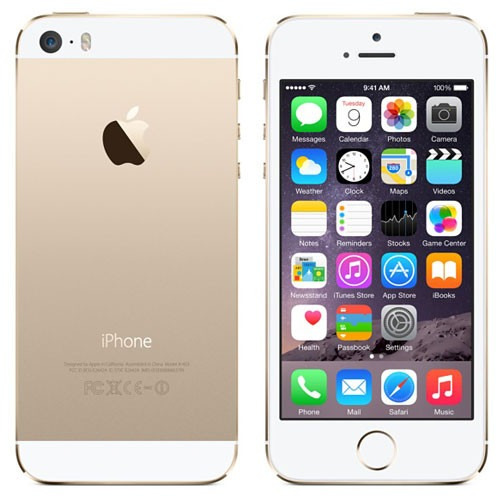 iphone 5s 16gb lte 4g disponible en negro plata y gold ref