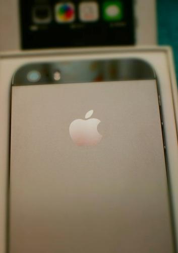 iphone 5s 16gb  space gray usado