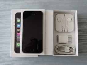 1ea41c476bb Iphone 4 16g Negro Telcel Caja Original Cargador Y Audifonos - Celular  Apple en Mercado Libre México