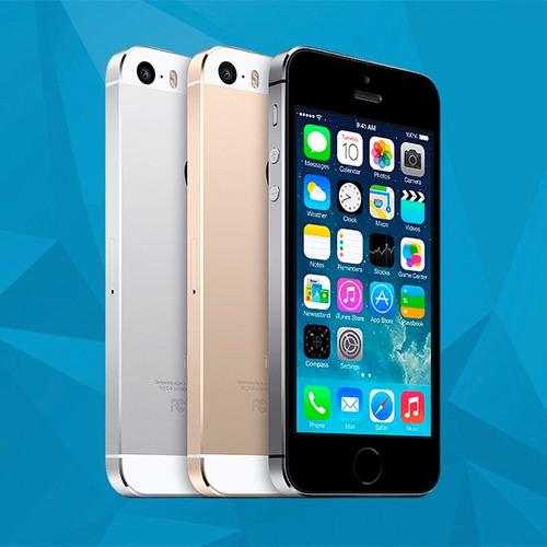 iphone 5s , 16gb, usado con garantía de tienda¡¡¡