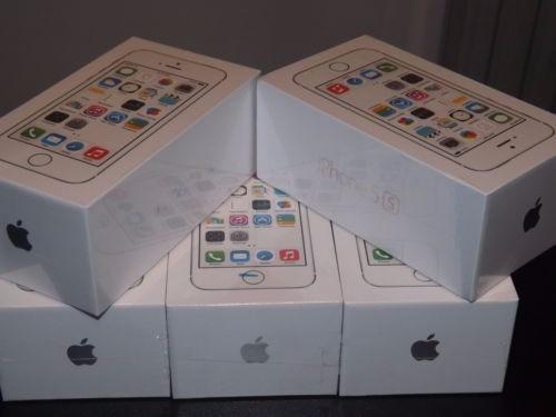 iphone 5s /16gb y 32gb  nuevos mica + estuche gratis!