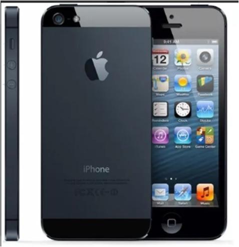 iphone 5s 32gb 4g preto novo original lacrado desbloqueado
