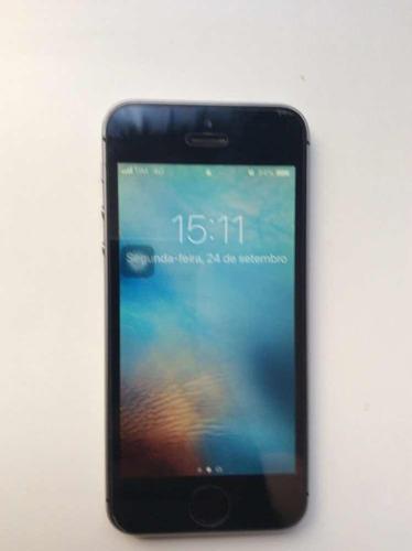 iphone 5s 32gb cinza espacial