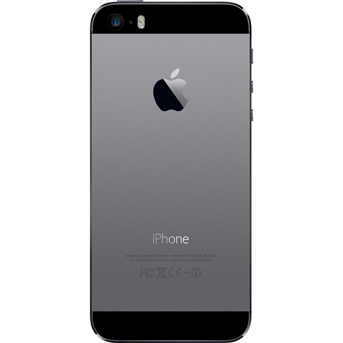 iphone 5s 32gb cinza espacial anatel 12x garantia 1 ano