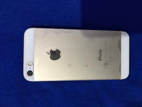 iphone 5s 32gb dorado !! original!! accesorios completos !!