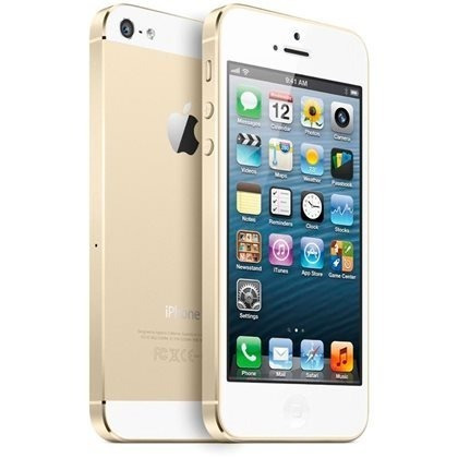 apple iphone 5 64gb gold