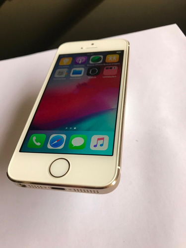 iphone 5s 64gb gold desbloqueado de fabrica