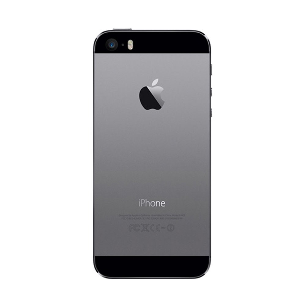 iphone 5s apple 16gb anatel original cinza espacial r em mercado livre. Black Bedroom Furniture Sets. Home Design Ideas