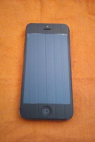 iphone 5s black modelo a1428 para retirada de peças.