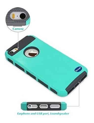 iphone 5s caseiphone 5 caseiphone se casecafeleo doble capa