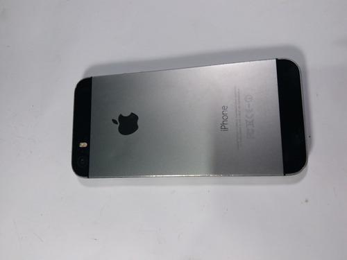 iphone 5s com defeito