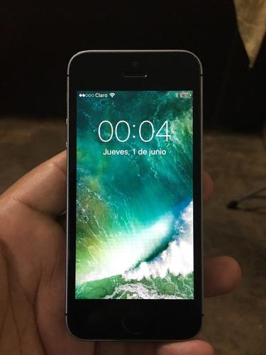 iphone 5s de 16gb en colores en buen estado liberado