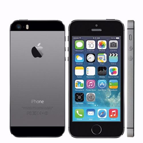 iphone 5s desbloqueado original 32gb - usado ótimo estado