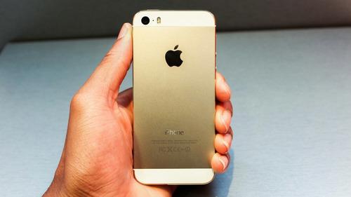 iphone 5s dourado seminovo
