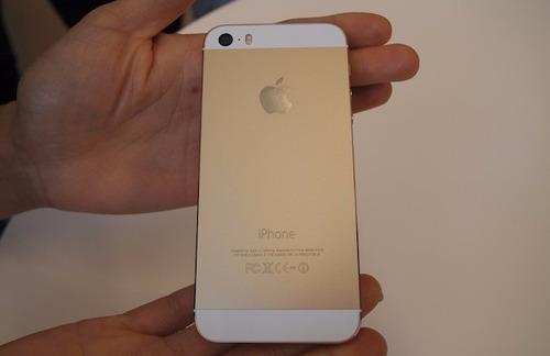 iphone 5s gold de 32gb