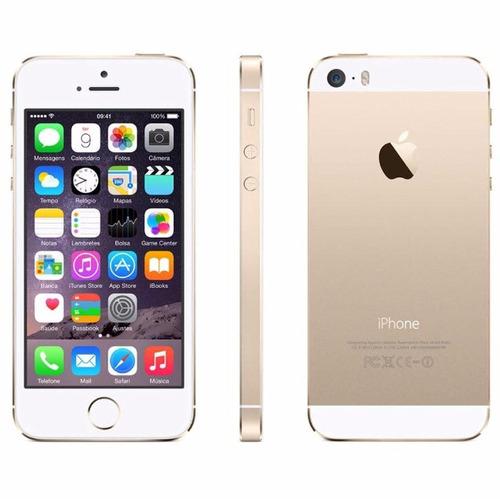 iphone 5s gold dourado original apple promocao r 1. Black Bedroom Furniture Sets. Home Design Ideas
