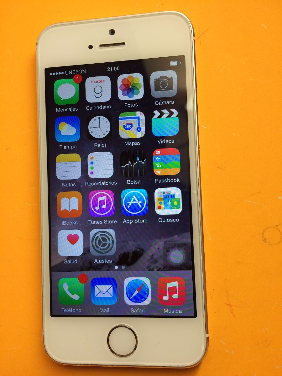 Iphone 5s Gold Iusacell Telcel 3 990 00 En Mercado Libre