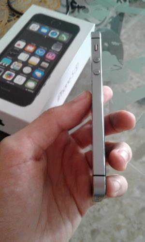 iphone 5s gris-negro