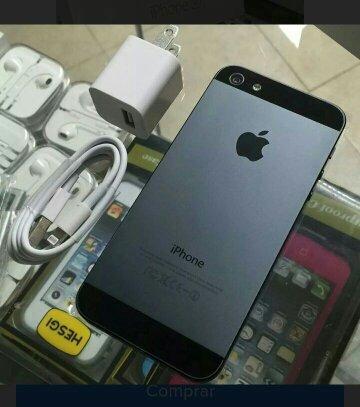 iphone 5s rosado 64gb