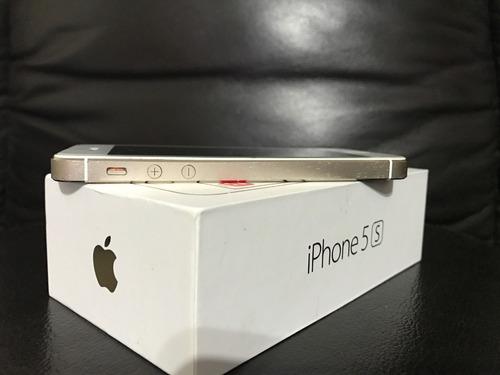 iphone 5s usado (dorado)